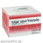 frubiase calcium t trinkampullen 20 st. Black Bedroom Furniture Sets. Home Design Ideas