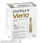 ONE TOUCH Verio Teststreifen