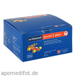 ORTHOMOL Junior C plus Kautabl.Mandarine/Orange