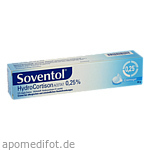 SOVENTOL Hydrocortisonacetat 0,25% Creme