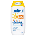 LADIVAL Kinder allergische Haut Gel LSF 30