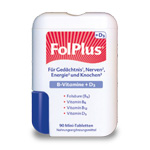 FOLPLUS+D3 Tabletten