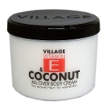 Village Bodycream Vitamin E - Coconut