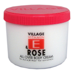 Village Bodycream Vitamin E - Rose