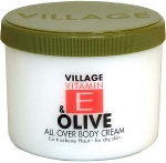 Village Bodycream Vitamin E - Olive