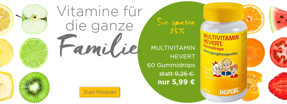 Multivitamin Hevert