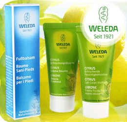 Weleda Mini-Set
