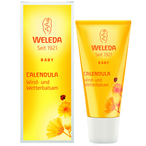 weleda calendula wind und wetterbalsam 30 ml. Black Bedroom Furniture Sets. Home Design Ideas