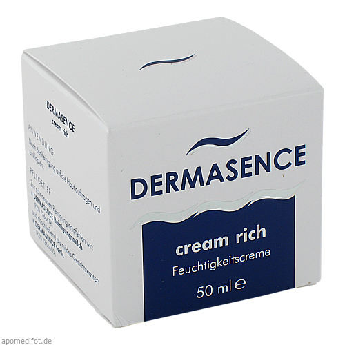 dermasence cream rich 50 ml. Black Bedroom Furniture Sets. Home Design Ideas