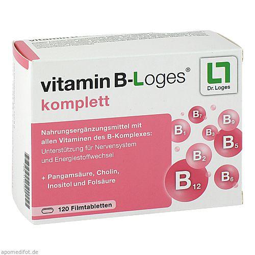 Vitamin B Loges Erfahrungsberichte